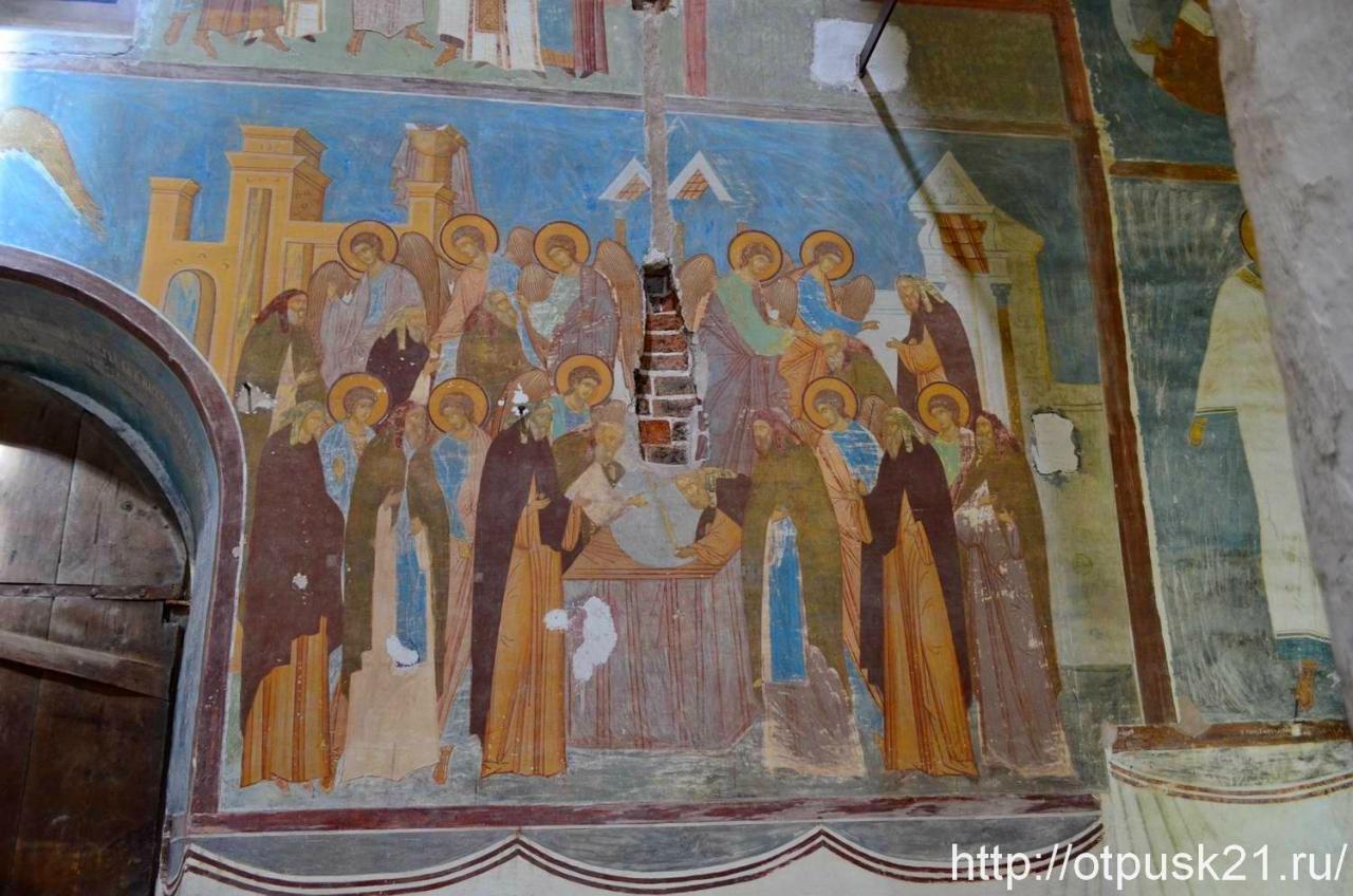 Фрески Дионисия