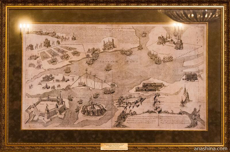 Описание действий бывших в Москве на Ходынке в 1775 году июля 19. Российский государственный архив древних актов