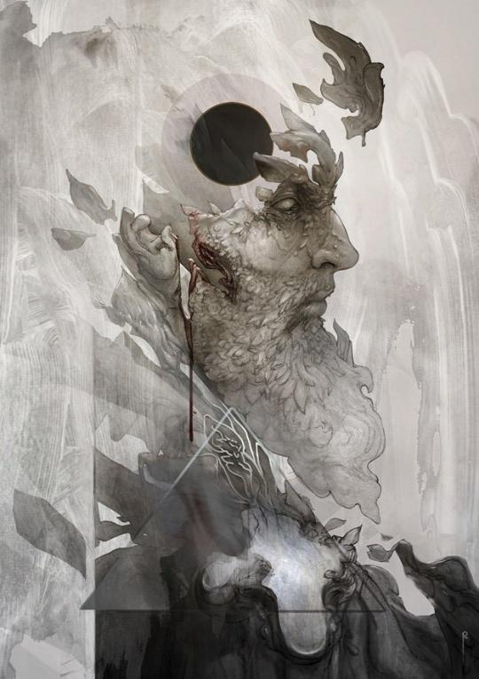 Conceptual Art by Rafael Sarmento