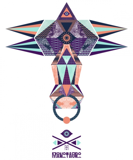 Typography and Digital Art by Pablo Abad