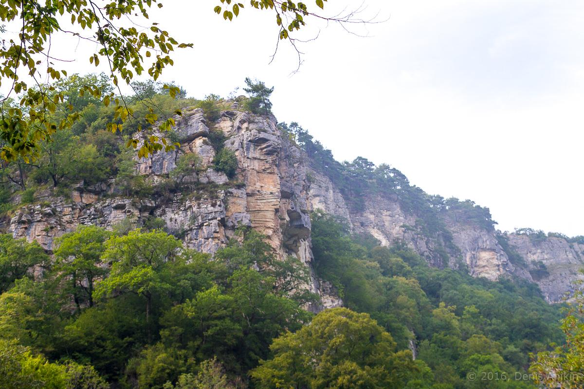 Агурские водопады фото 5