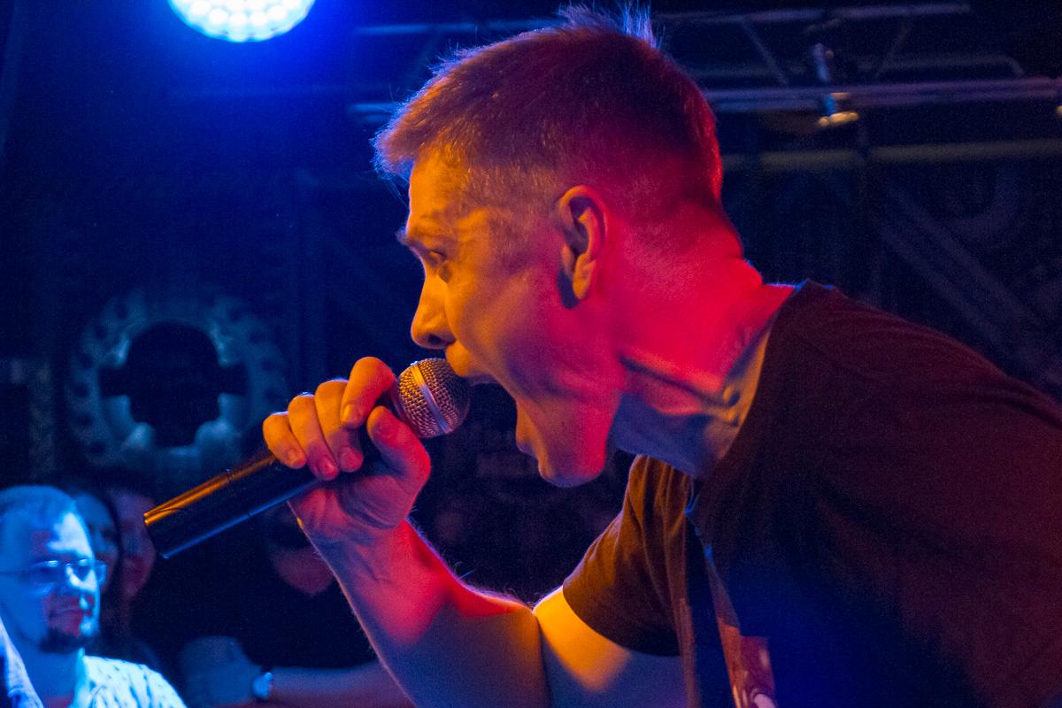концерт группы Кирпичи, Machine Head 04.11.2016 фото 6