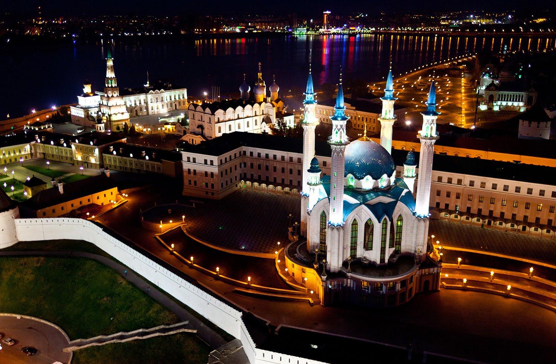 UBER в Казани