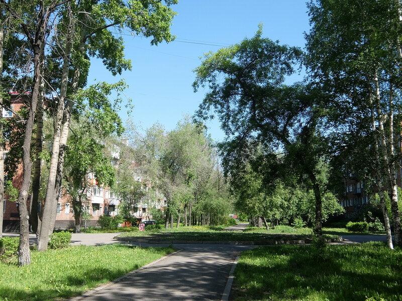 Новокузнецк - Улица Братьев Гаденовых