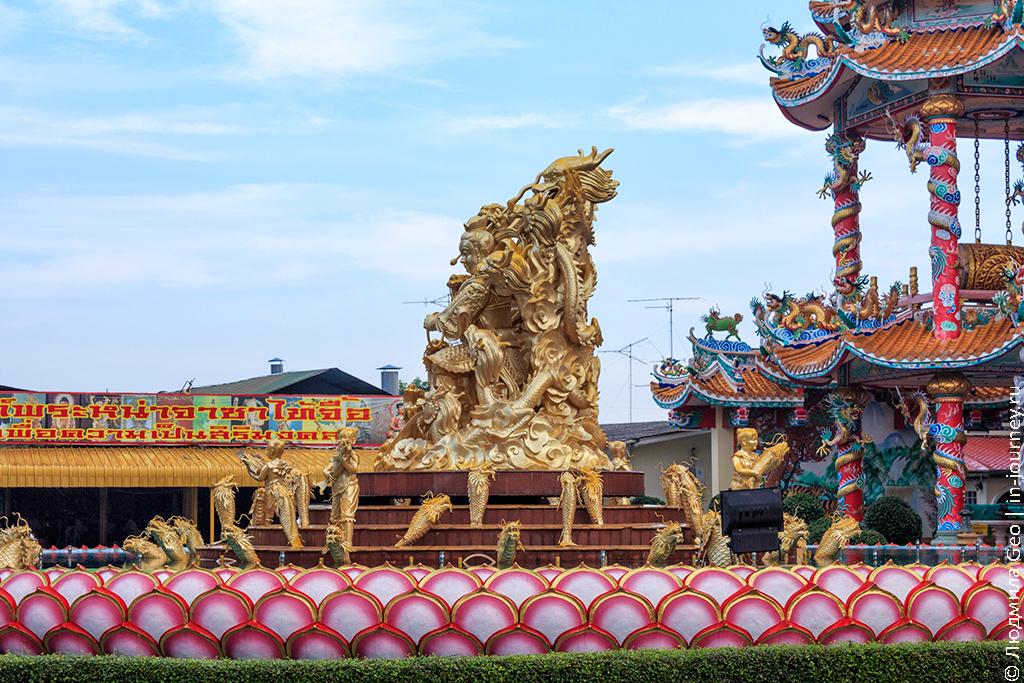 китайский буддизм храм анг сила