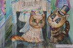 Выставка кошек Кэтсбург-2017