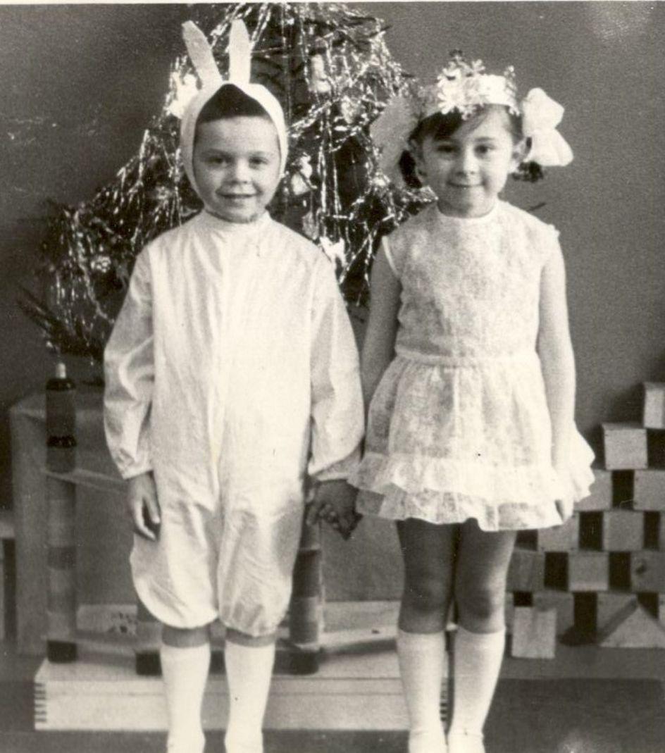 1969. Детский сад № 29. Городец