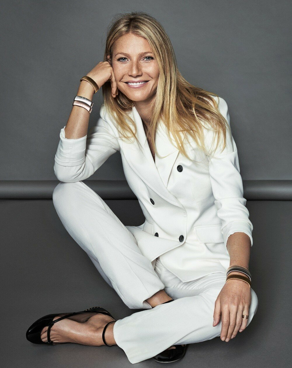Фотосессия Gwyneth Paltrow (ELLE Spain, февраль 2017)