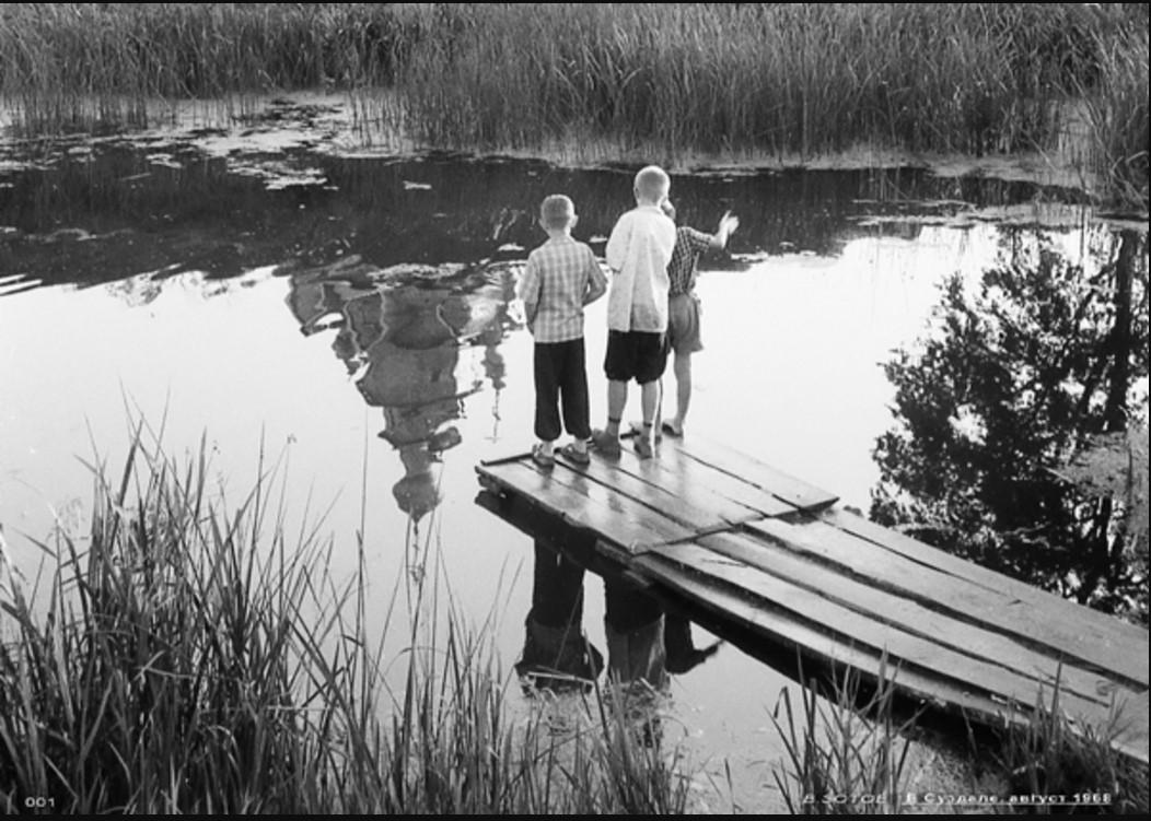 1968. Суздаль