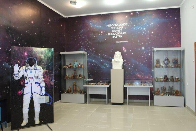 Ижевское, музей К.Э. Циолковского