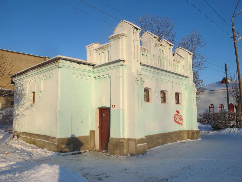 Тверская область, город Осташков, Сортир