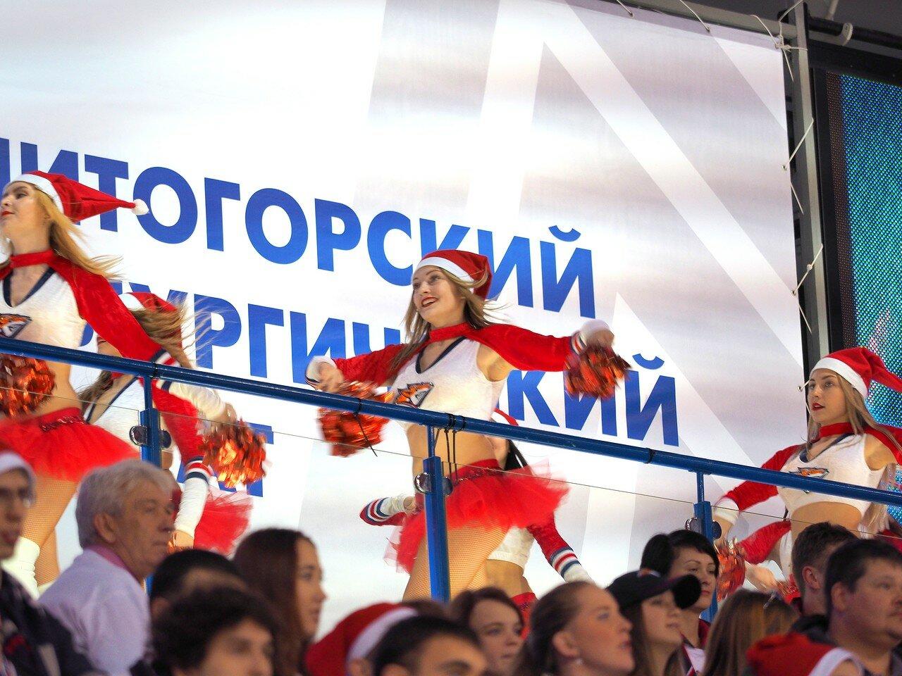 109Металлург - Куньлунь РС 10.12.2016