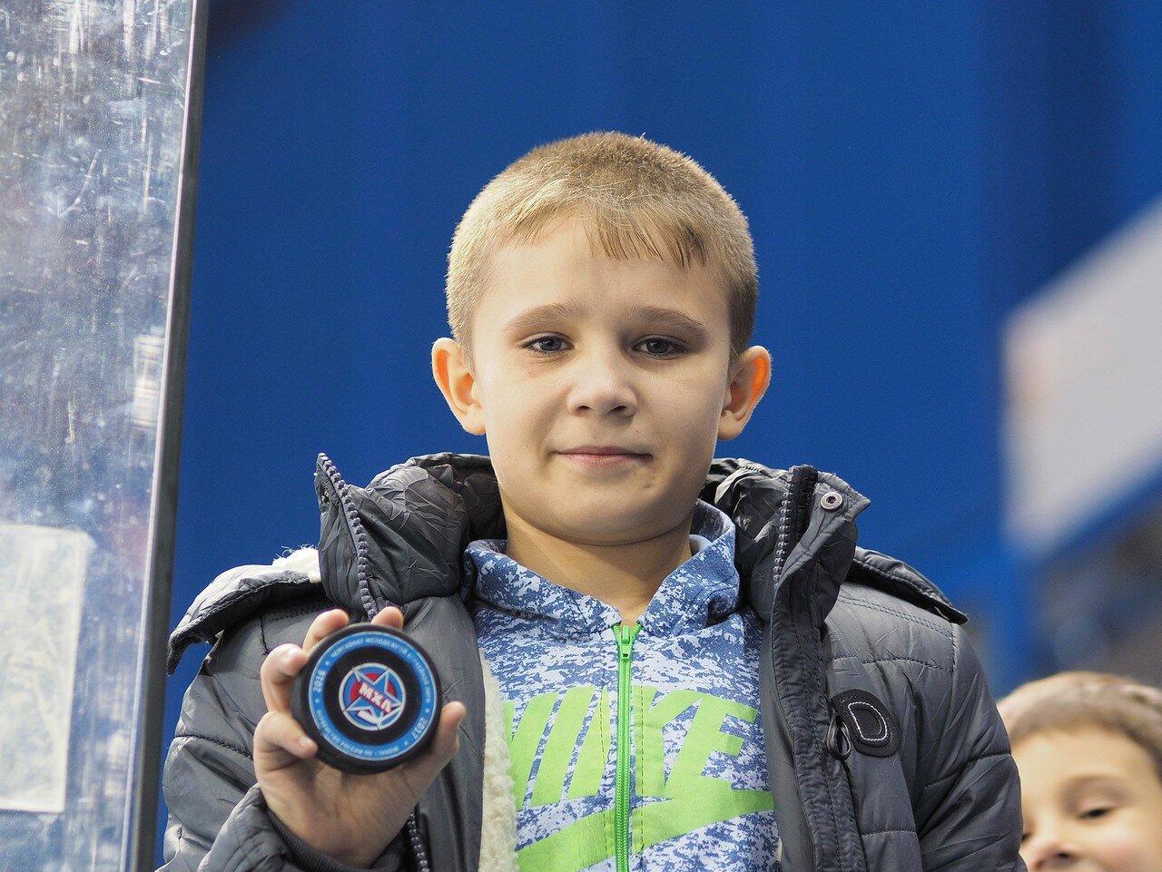 128Стальные Лисы - Омские Ястребы 13.12.2016