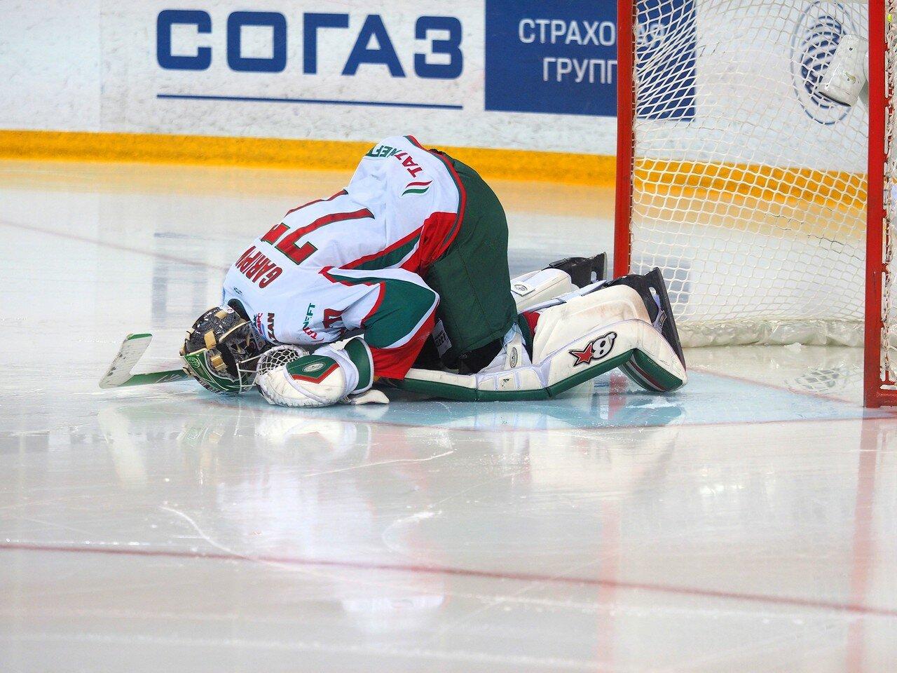 109 Первая игра финала плей-офф восточной конференции 2017 Металлург - АкБарс 24.03.2017