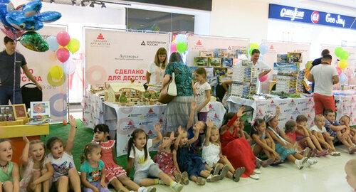 Производители детских товаров участвуют в Конгрессе ИДТ-2016