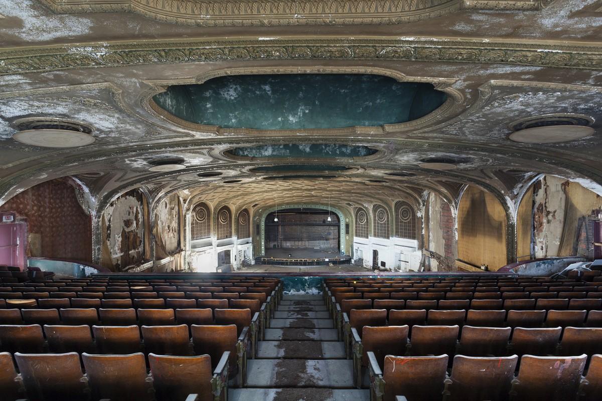 Заброшенные театры Америки
