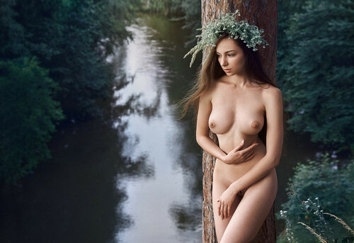 Девушки на Природе. 18+ (выпуск №5)