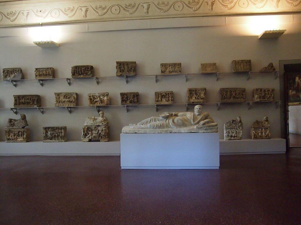 про Фиренцу и археологический музей