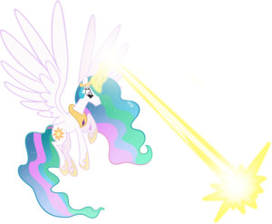 Мой маленький пони, принцесса Селестия