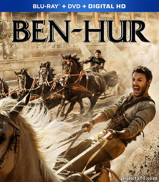 Бен-Гур / Ben-Hur (2016/BDRip/HDRip)