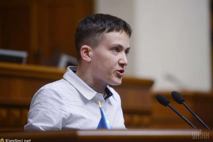 Савченко: политическая тактика украинской власти уже неработает