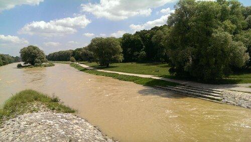 Река Изар