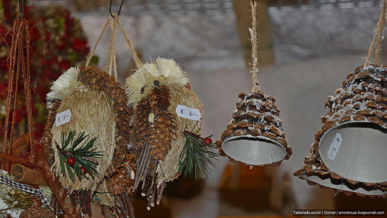 Что продается на Рождественских ярмарках  Европы. Вена