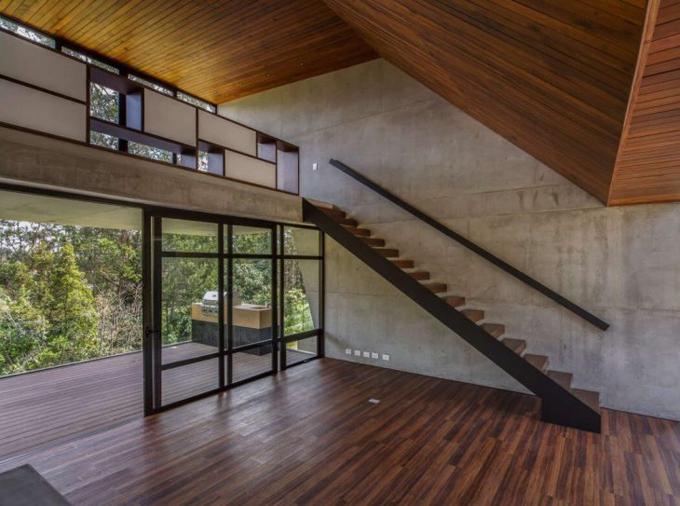 Современный дом в Колумбии