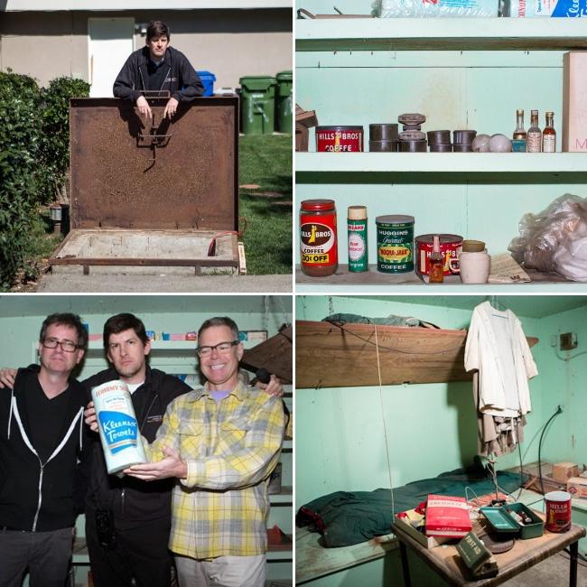 © Mae Ryan  Когда Крис иКоллин Откасек (Chris and Colleen Otcasek) приобретали дом вКалифорн