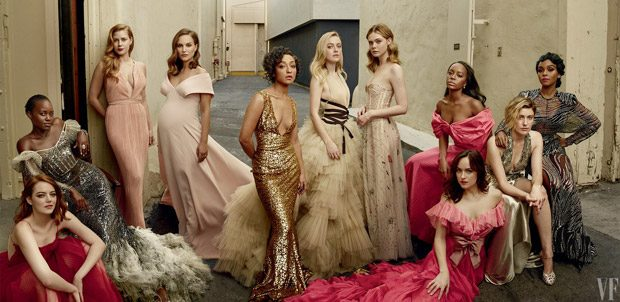 Голливудский номер Vanity Fair Magazine