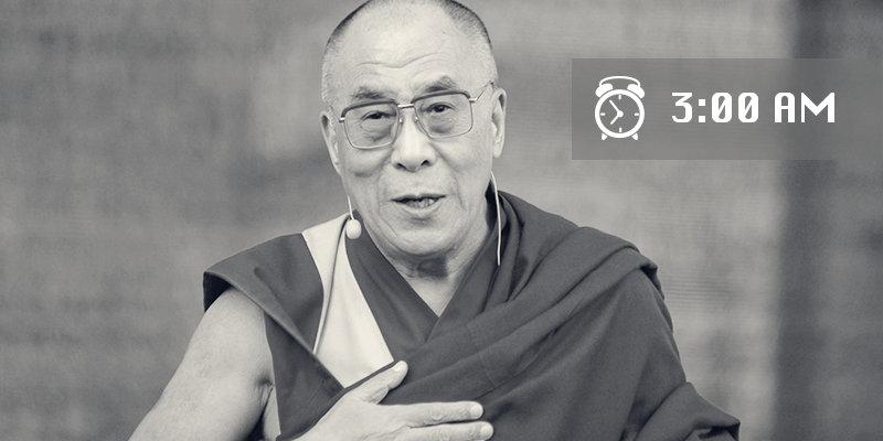 Для народа Тибета он является воплощением надежды и вдохновения. Он отстаивает такие ценности как со