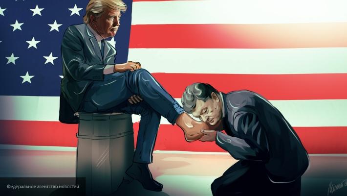 Украина боится, что США ее«бросят» после победы Трампа