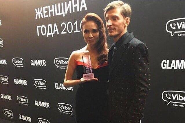 Павел Воля иЛяйсан Утяшева стали парой следующего года поверсии Glamour