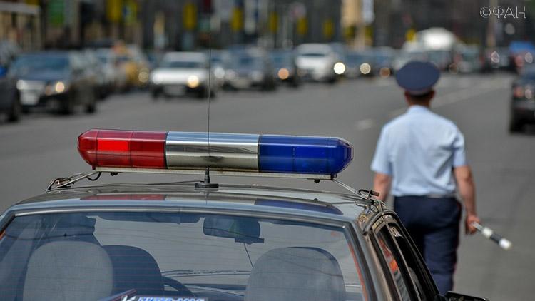 В столице России шофёр иномарки сбил девушек