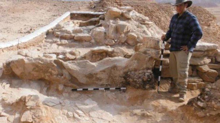 Крепость времен царя Соломона найдена вИзраиле