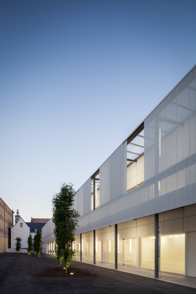 Centre of Design-Mons Belgium by Matador Architects