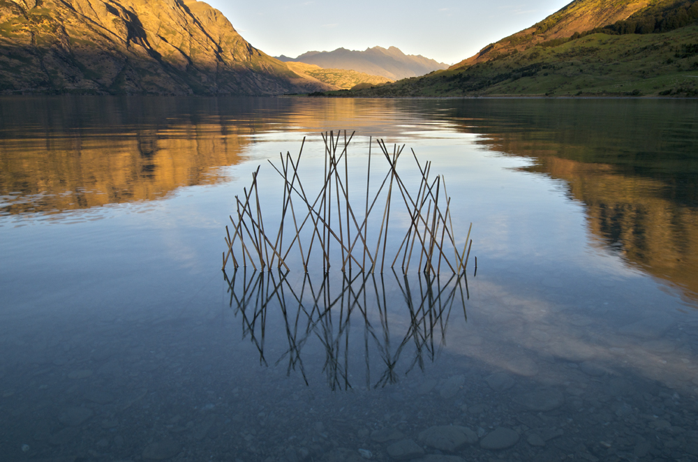 For over 20 years environmental artist and photographer Martin Hill has been creating temporary scul