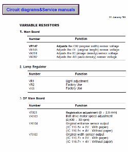 service - Инструкции (Service Manual, UM, PC) фирмы Ricoh - Страница 4 0_1b25ee_efbf271c_M