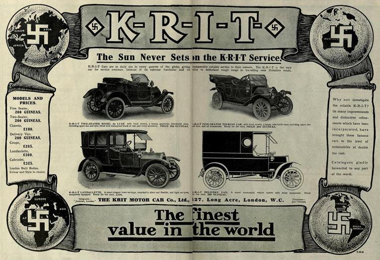 Автомобили компании Крит, США.jpg