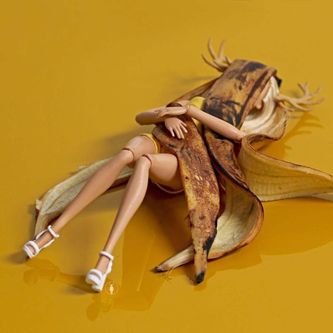 Trophy Wife Barbie - La vie debridee d'une Barbie sur Instagram