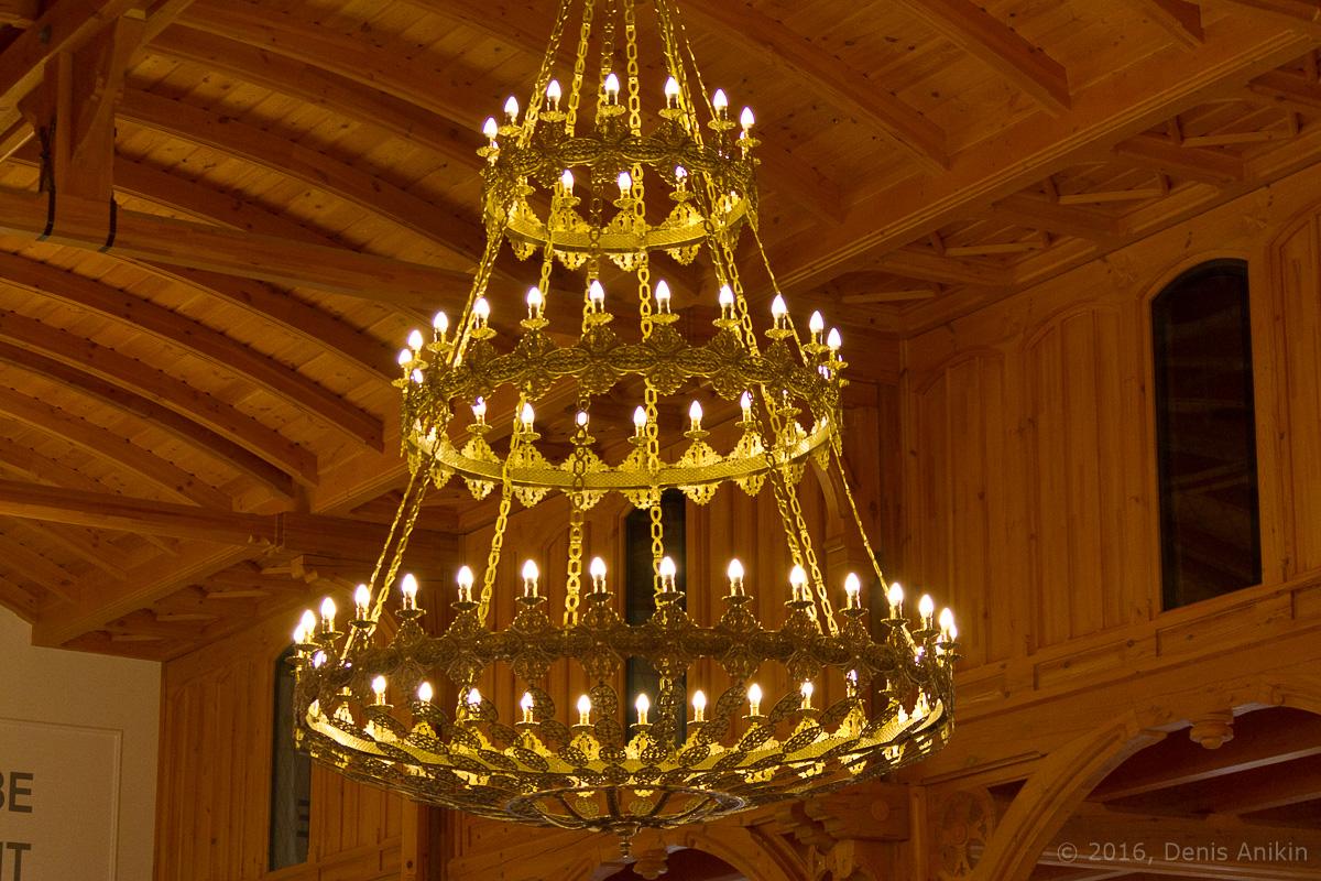 Лютеранская церковь Цюрих - Зоркино фото 17