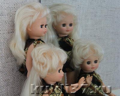 куклы-двойняшки