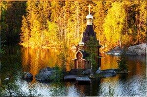 Храм Апостола Андрея Первозванного, река Вуокса.005.jpg