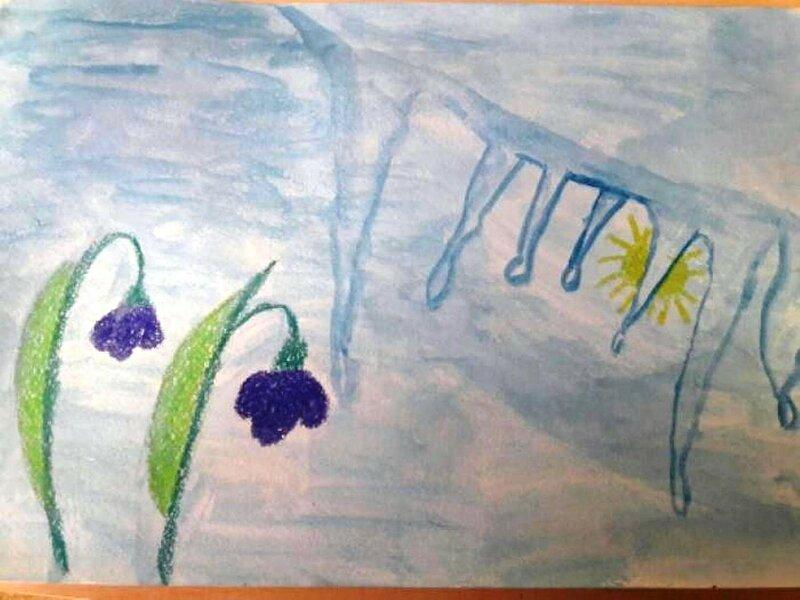 Капель - Плевкова Диана, 5 лет, Тема -- Рисунок, г. Томск.jpg