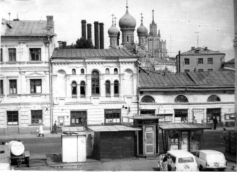 Москва советской поры