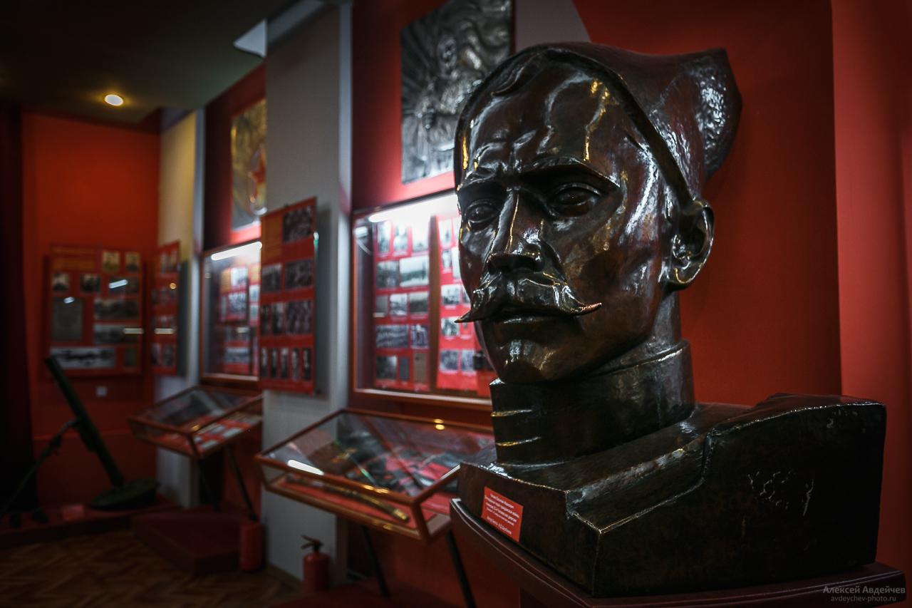 острове музей фотографии в самаре сделано