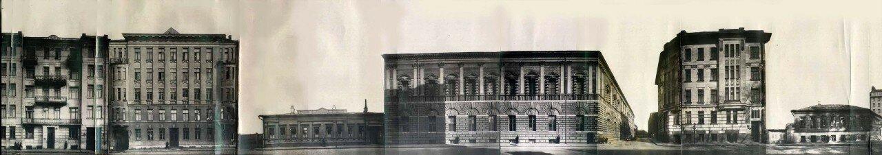 1933. Спиридоньевская, дома 26-36