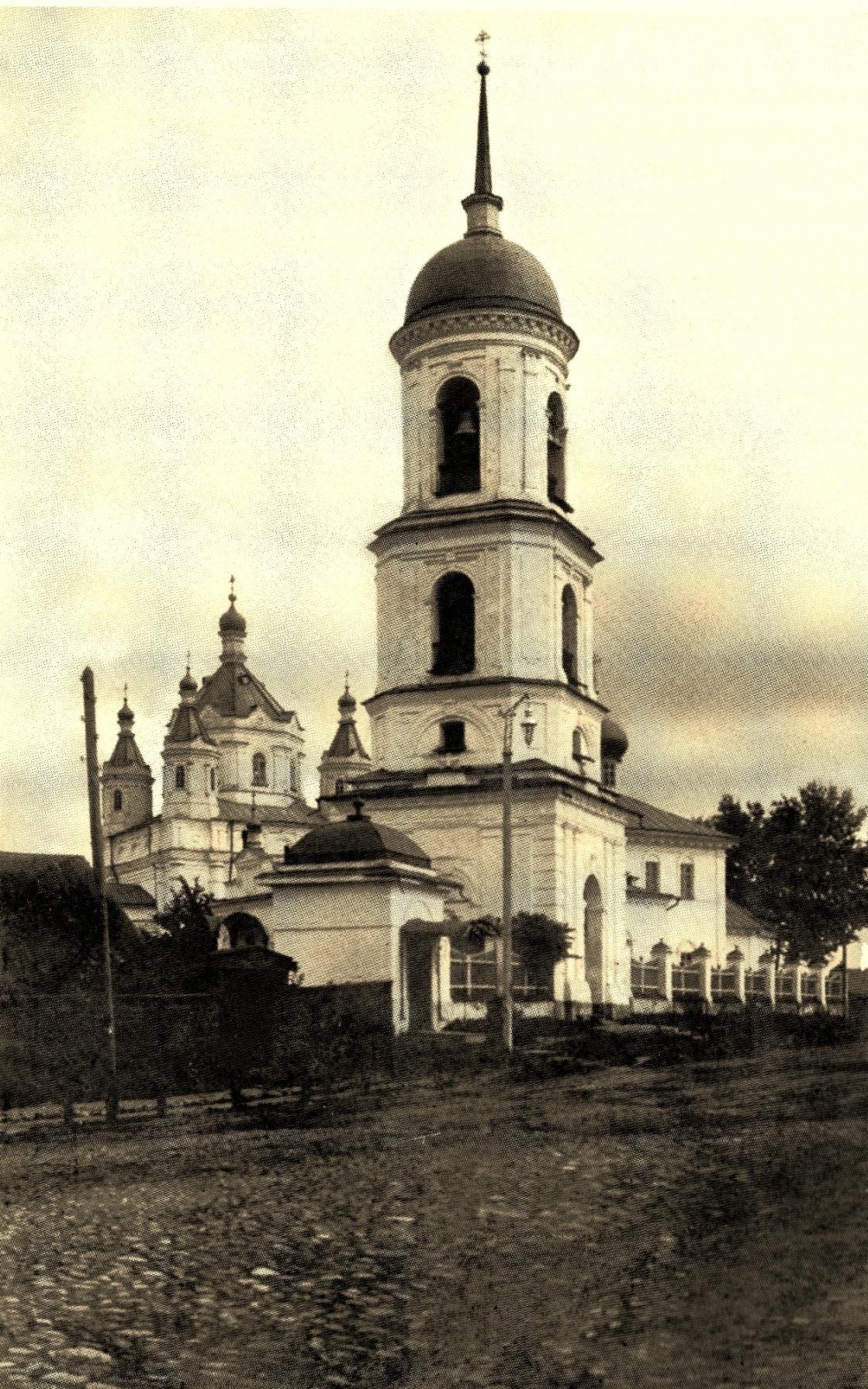 Церкви Успения и Жен-Мироносиц
