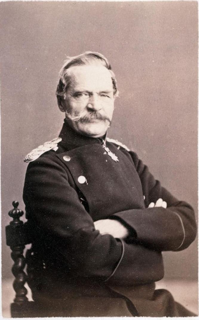 Альбрехт фон Роон, Военный министр Пруссии