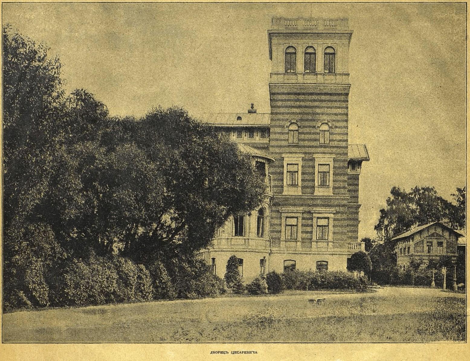 Дворец Цесаревича